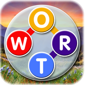Worträtsel 2018:Wort Kreuz-Wortsuche Deutsch Spiel icon
