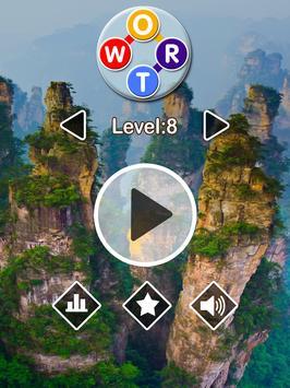 Worträtsel 2018:Wort Kreuz-Wortsuche Deutsch Spiel screenshot 5