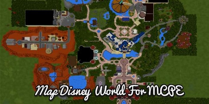 Map disney world for mcpe apk download free entertainment app for map disney world for mcpe apk screenshot gumiabroncs Images
