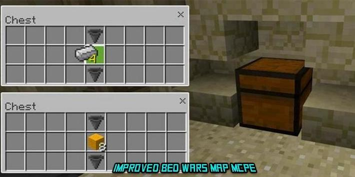 Improved Bed Wars Map MCPE screenshot 2