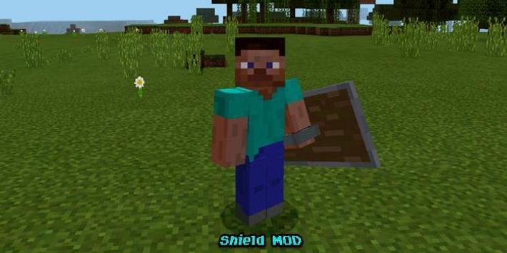 Shield MOD MCPE screenshot 1
