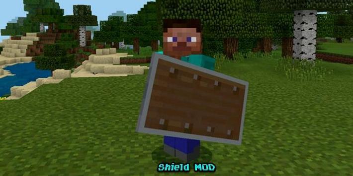 Shield MOD MCPE screenshot 2