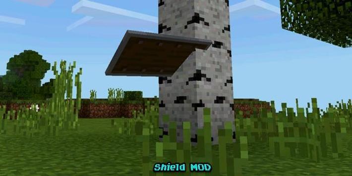 Shield MOD MCPE screenshot 3