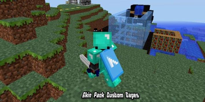Skin Pack Custom Capes MCPE for Android - APK Download