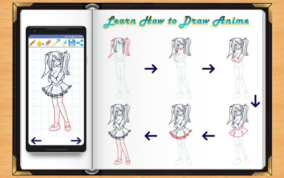 Learn How to Draw Anime poster