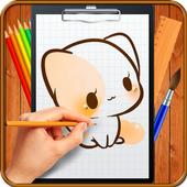 Learn How to Draw Kawaii Anime icon