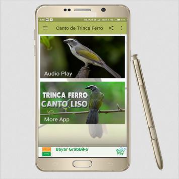 Canto de Trinca Ferro Special screenshot 2