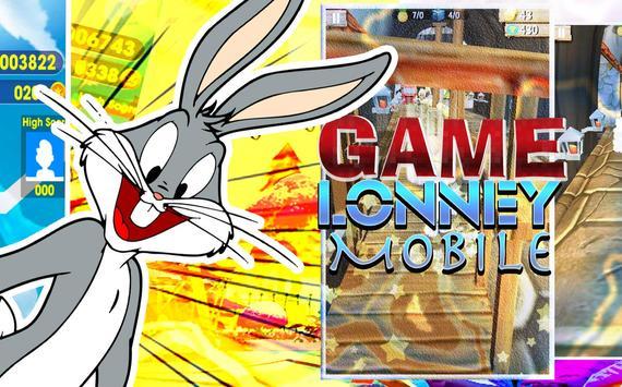 Lonney tunes Bugs Dash Bunny screenshot 1