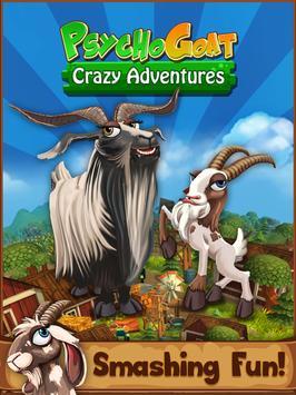 Goat Simulator - My Town 🐐 apk screenshot