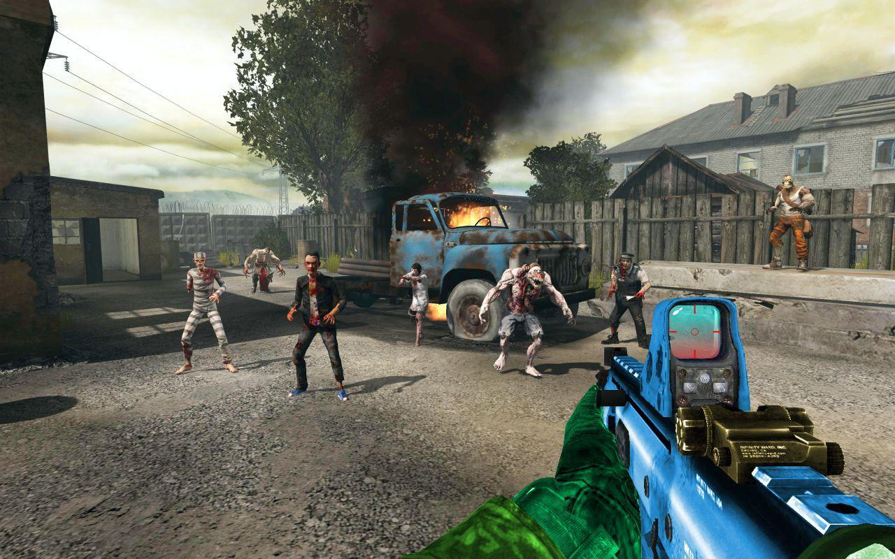 download road of the dead apk