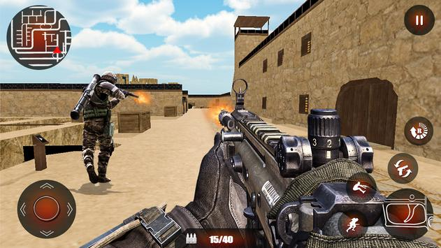 Earth Battle Attack Special Forces screenshot 2