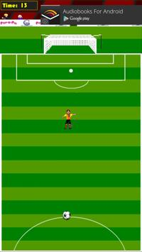 Soccer on the Rebound poster