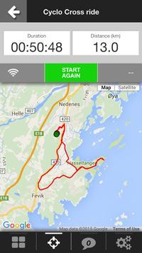 LocaToWeb: Real Time GPS tracker - GEO location स्क्रीनशॉट 2