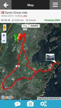 LocaToWeb: Real Time GPS tracker - GEO location स्क्रीनशॉट 4