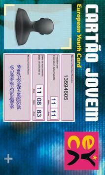 Cartão Jovem poster