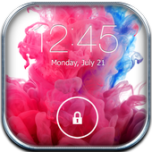 Lock Screen LG G3 Theme icon