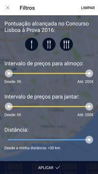 Lisbon's best restaurants apk screenshot
