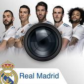 Real Madrid Selfie icon