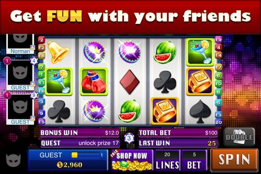 New Slot apk screenshot
