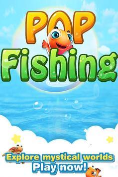 Pop Fishing poster