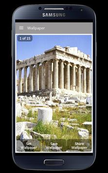 Greece Wallpaper poster