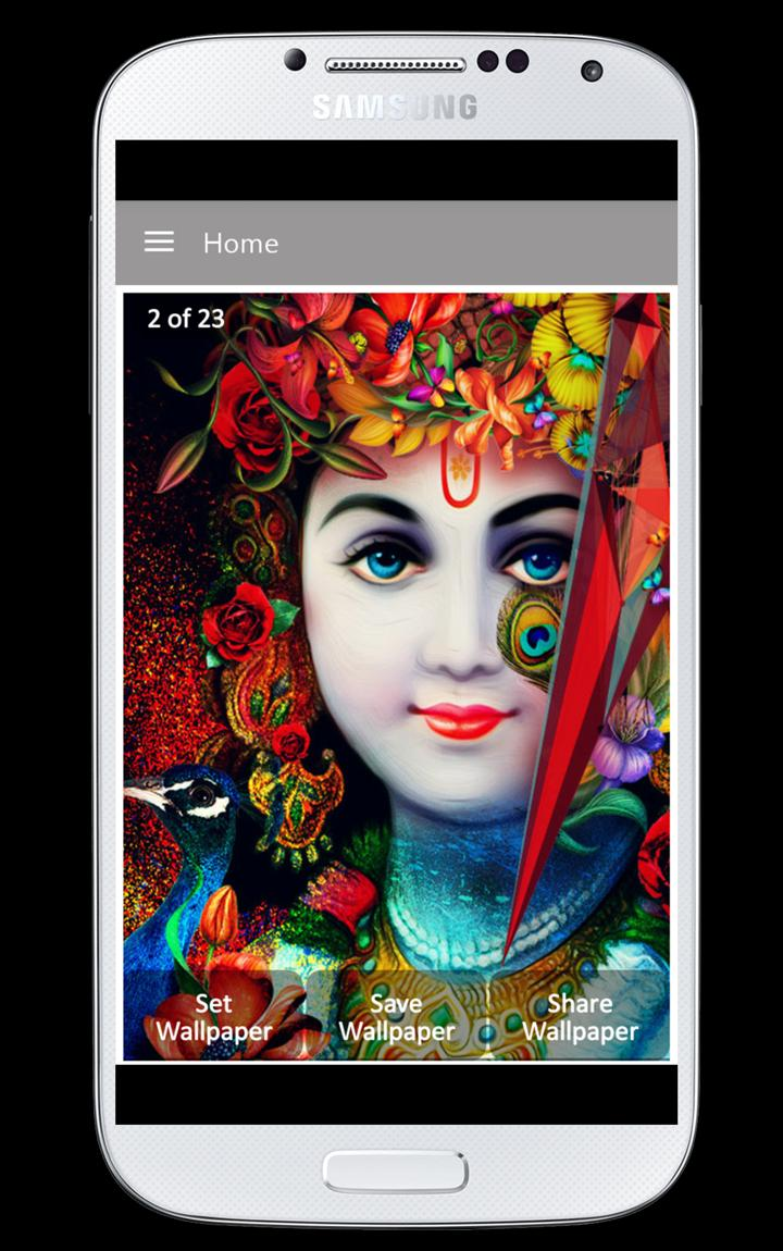 Lord Krishna Wallpaper For Android Apk Download