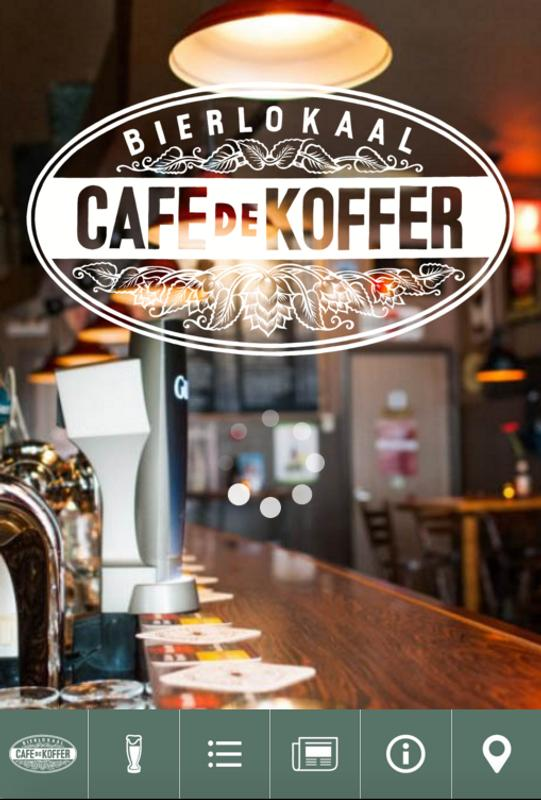 c687957013e Bierlokaal Café de Koffer for Android - APK Download