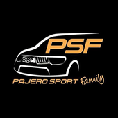 pajero sport family icon