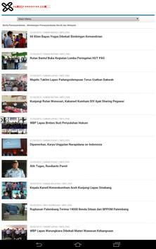 pemasyarakatan.com apk screenshot