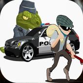 Police vs Thief icon