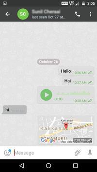 Poxi chat screenshot 2