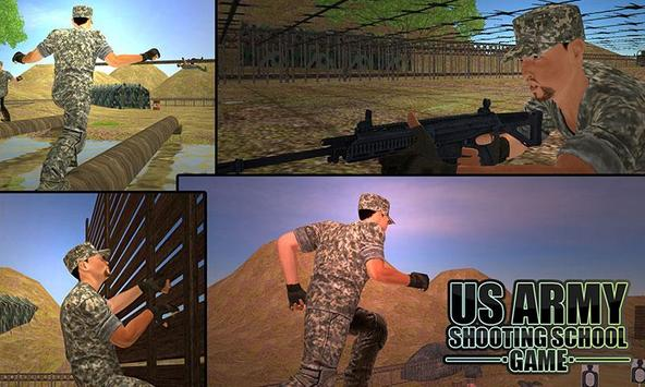 US Army Training School 2020: Combat Training Game screenshot 7