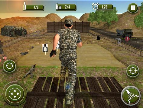 US Army Training School 2020: Combat Training Game screenshot 13