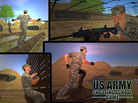US Army Shooting School Game screenshot 17