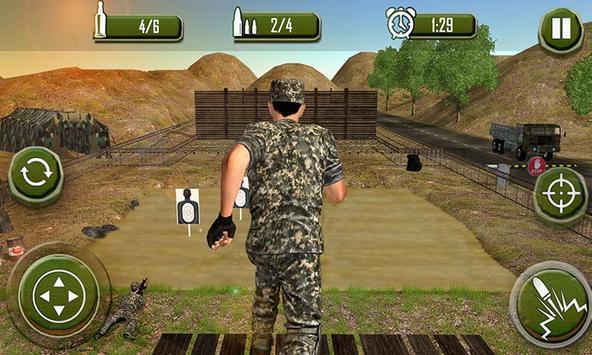US Army Shooting School Game screenshot 1