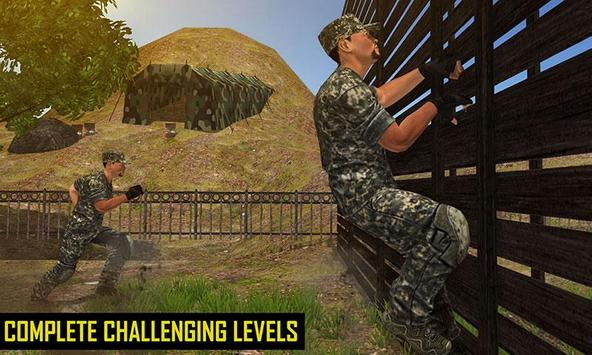 US Army Training School 2020: Combat Training Game screenshot 4