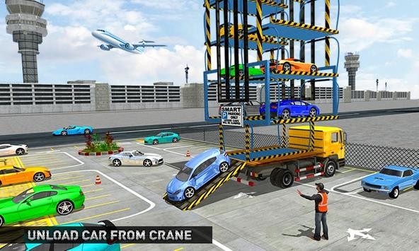 City Airport Multi Car Parking apk screenshot