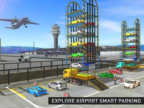 City Airport Multi Car Parking screenshot 5