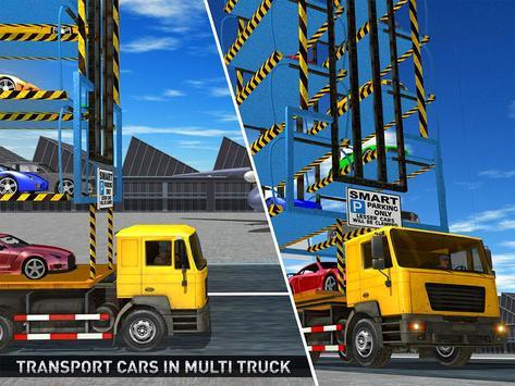 City Airport Multi Car Parking screenshot 6
