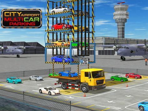 City Airport Multi Car Parking screenshot 7