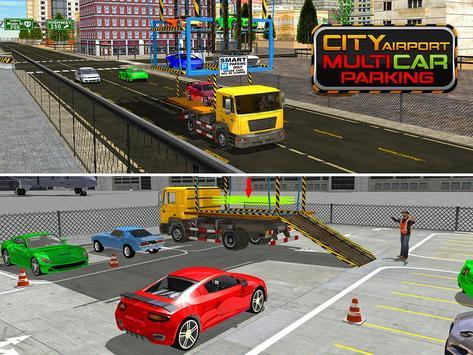 City Airport Multi Car Parking screenshot 8