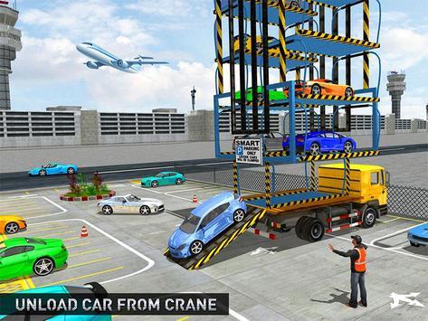 City Airport Multi Car Parking screenshot 14