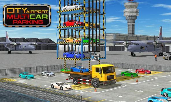 City Airport Multi Car Parking screenshot 2