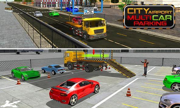 City Airport Multi Car Parking screenshot 3