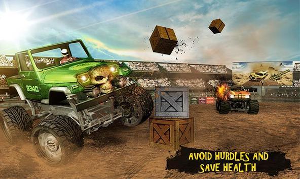Real Truck Destruction 2017 poster