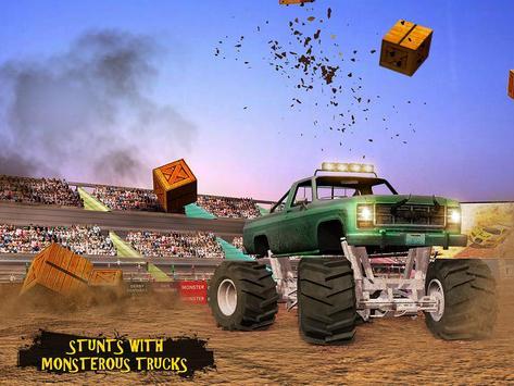 Real Truck Destruction 2017 apk screenshot