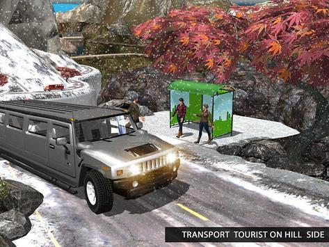 Offroad Uphill Limo Driving 3D apk screenshot