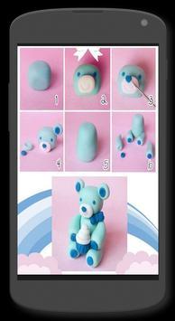 Поделки из пластилина screenshot 2