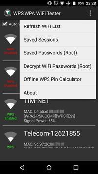 WPS WPA Pass Rec screenshot 4