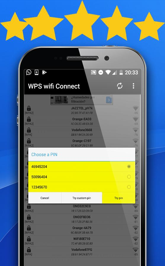 WPS wifi Connect for Android - APK Download